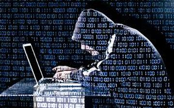 Stylized image of computer hacker. Source: https://commons.wikimedia.org/wiki/File:Syrian.hacker.jpg